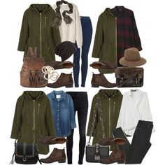 Inspired with a green parka and brown Chelsea boots by nikka-phillips on Polyvore featuring Monki, R13, La Garçonne Moderne, Topshop, Maison Margiela, Citizens of Humanity, Toast, Forever 21, Priestley's Vintage and Valentino