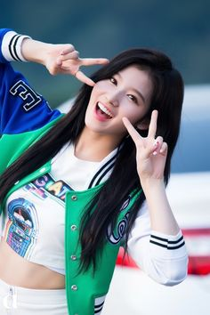 sana — Twice - cheer up era Nayeon, Kpop Girl Groups, Korean Girl Groups, Kpop Girls, K Pop, Sana Kpop, Asian Woman, Asian Girl, Sana Cute