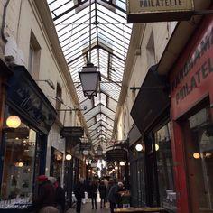 パサージュ デ パノラマ  #Paris  #パリ #パリの風景 #フランス #パサージュ #passage #パリ2区