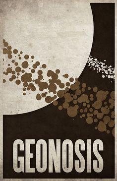 Geonosis by Justin van Genderen; Star Wars