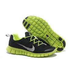 9805d51832746f Nike Free Powerlines Männer Schuhe Schwarz Blau Nike Free Run 2