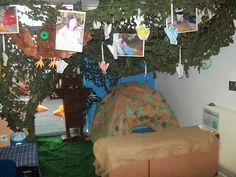 Gruffalo Story - nursery diary from North Cheam, Sutton Day nursery : kidsunlimited