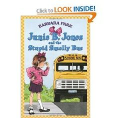 Kids Book: Junie B. Jones and the Stupid Smelly Bus