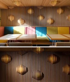 Accent Wall Ideas - 12 Different Ways To Cover Your Walls In Wood // Wood has…