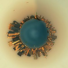 How to Create Your Own Planets Using Your Panoramas