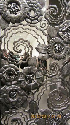 Edgar Brandt metal work