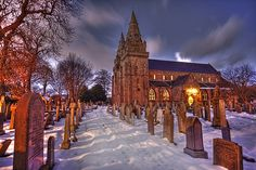 St Machar's Cathedral, Old Aberdeen, Scotland