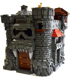 LEGO Castle Grayskull #LEGO Lego lego