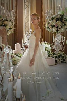 Enzo Miccio Bridal Collection WEDDING DRESS - Advertsing Campaign 15