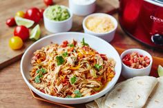 25 Delicious Slow Cooker Recipes for Busy Weeknights | How To Make Slow Cooker Fajitas