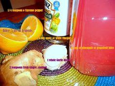Live it well: Natural Flu Remedies