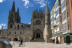 ES_160611 Espanja_0156 Burgosin katedraali Kastilia ja Leónissa