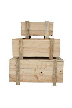 Wooden Crates – Industrial Packaging or Retail Window Displays? - Ubeeco Blog