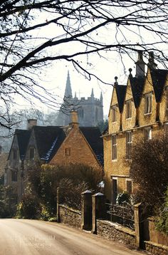 The Swenglish Home: Castle Combe