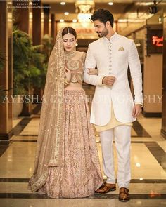 Bridal wear pakistani grooms 48 ideas for 2019 Engagement Dress For Groom, Couple Wedding Dress, Wedding Outfits For Groom, Groom Wedding Dress, Bridal Outfits, Wedding Suits, Wedding Attire, Indian Engagement Outfit, Engagement Dresses