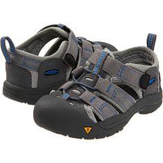 Deacon's summer shoes...the best summer shoe for kids!