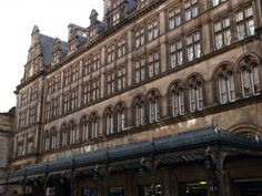 Glasgow Central Station / Grand Central Hotel. Robert Rowand Anderson. 1879. Category A Listed. Photo: Alan Crumlish