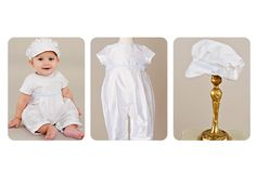 Darling for Holidays, photos, Ring Bearer and Christening/Baptisms, our Francis Romper Collection can be worn for more than one occasion!
