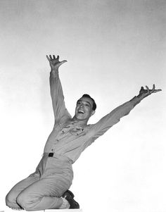 Gene Kelly in It's Always Fair Weather (1955)
