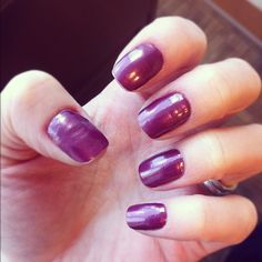 incoco nails - berry charming