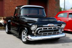 1956 chevy pickup | 1956 Chevy Pickup | Flickr - Photo Sharing!