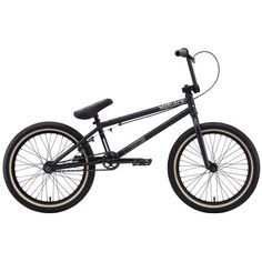 Eastern Bikes Warlock 2013 Edition BMX Bike (Matte Black/Black Rim, 20-Inch) Was: $461.99    Is: $349.99
