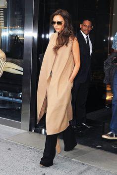 Victoria Beckham Makes A Chic Case For A Sleeveless Blazer   Le Fashion   Bloglovin'