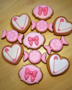 Thank You Cookies, Baby Cookies, Baby Shower Cookies, Baby Shower Cake Designs, Baby Event, Decorated Cookies, Royal Icing, Cookie Bars, Cookie Decorating