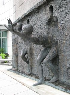 Freedom Sculpture in Philadelphia, Pennsylvania by Zenos Frudakis
