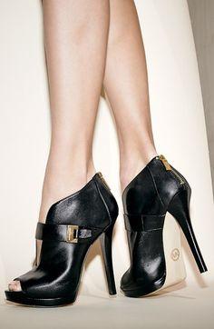 Love this peep toe bootie http://rstyle.me/n/mzkmvnyg6