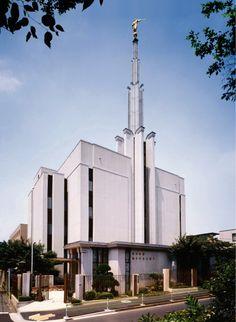 Tokyo Japan Temple - #Mormon #Temple