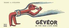 La philosophie dans le buvard: Le vin que l'on aime