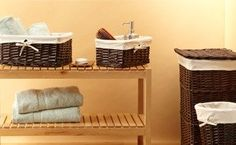 Bath Storage & Organization