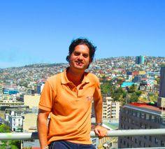 Frédéric Mathieu in Valparaíso, Chile (07/11/2013)