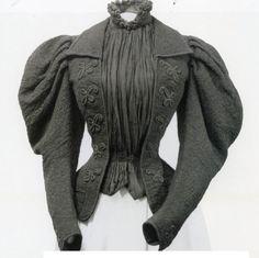 grey 1890s  fall