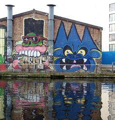 London Living: Hackney Wick via London Is Cool