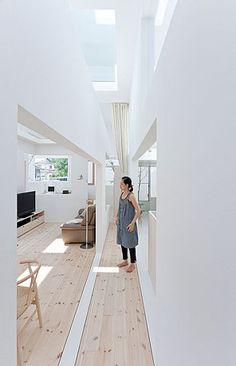 House N by Sou Fujimoto.