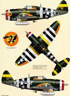P-47D-15-RE 1944