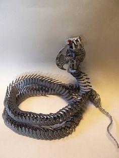 bionicle cobra snake