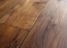 Reclaimed French Oak Wide Planks - mediterranean - wood flooring - charlotte - Vintage Elements LLC #OakWoodworkLlc