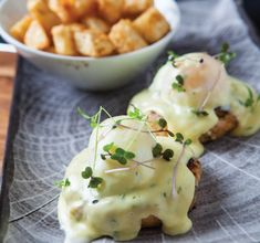 Gulfshore Life Best Bite: Lobster Cake Benedict at Gather in Cape Coral, FL. Photo by Vanessa Rogers Lobster Cake, Cape Coral, Brunch, Dinner, Eat, Breakfast, Life, Food, Dining