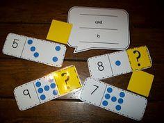 "Kindergarten Rhode: My Two Math ""Repair Manuals"""