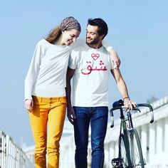 Red And White, Blue And White, Love Wall, Love Clothing, Love T Shirt, Man In Love, Black Hoodie, Hoodies, Couple Photos