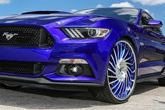 FORD MUSTANG ,FORGIATO WHEELS,FORGIATO SERIES ,VENTOSO