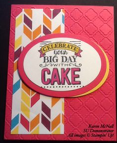 Stampin' Up! Sale-A-Bration Big Day