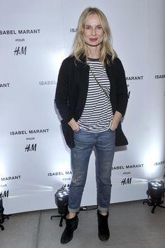 Gwiazdy na premierze kolekcji Isabel Marant dla H&M: Magdalena Cielecka, fot. Akpa