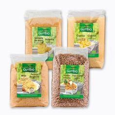 GUTBIO® Mistura de Aveia Sortido: painço dourado, cuscuz, sêmola de milho ou trigo espelta; de agricultura ecológica controlada; 750 g unidade: 1.99* (kg = 2.65) - pt