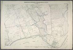 Borough of Richmond, Topographical Survey [1906...