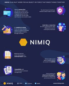 Nimiq originally began as an ERC20 (Ethereum) token, known as NET or Nimiq Exchange Token. Nimiq held its ICO throughout June and July of 2017, and raised over 10 million USD. NET trading was enabled shortly after the ICO, and development began on the project's Github. NET was converted to NIM, the currency that is based on the Nimiq blockchain and network, on March 31st of 2018. NIMIQ is built and ready for mass adoption, the simplest blockchain! Learn more at: wallet.nimiq.com… 10 Week No Gym Workout, Best Farm Dogs, Animated Smiley Faces, Some Love Quotes, Free Facebook Likes, Certificate Design Template, Backyard Birthday, Make Money Today, Toni Kroos