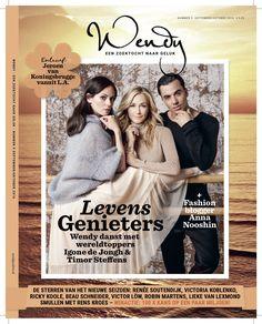 Wendy van Dijk, Igone de Jognh en Timor Steffens l Editie 9